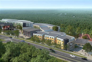 8/27 - Walker & Dunlop Provides $70M Loan for Student Housing Near